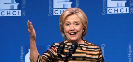 USA voľby prezidentské demokrati Clintonová kampaň pokračovanie