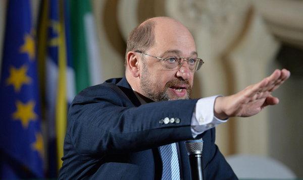 Totalitní Evropská unie aneb Martin Schulz - nácek či fašista? Video 3