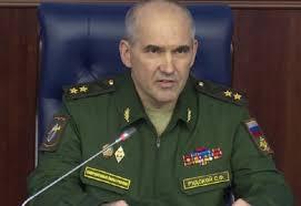 """Ruský generální štáb: """"Mezinárodní koalice"""" v čele s USA postupuje ruku v ruce s islámským státem. Západ se neumí poučit z dějin 1"""